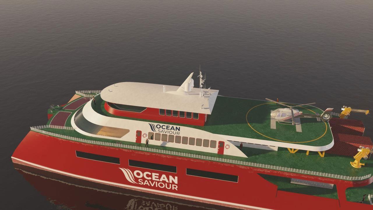 The Yacht Market unveils Ocean Saviour eco-concept